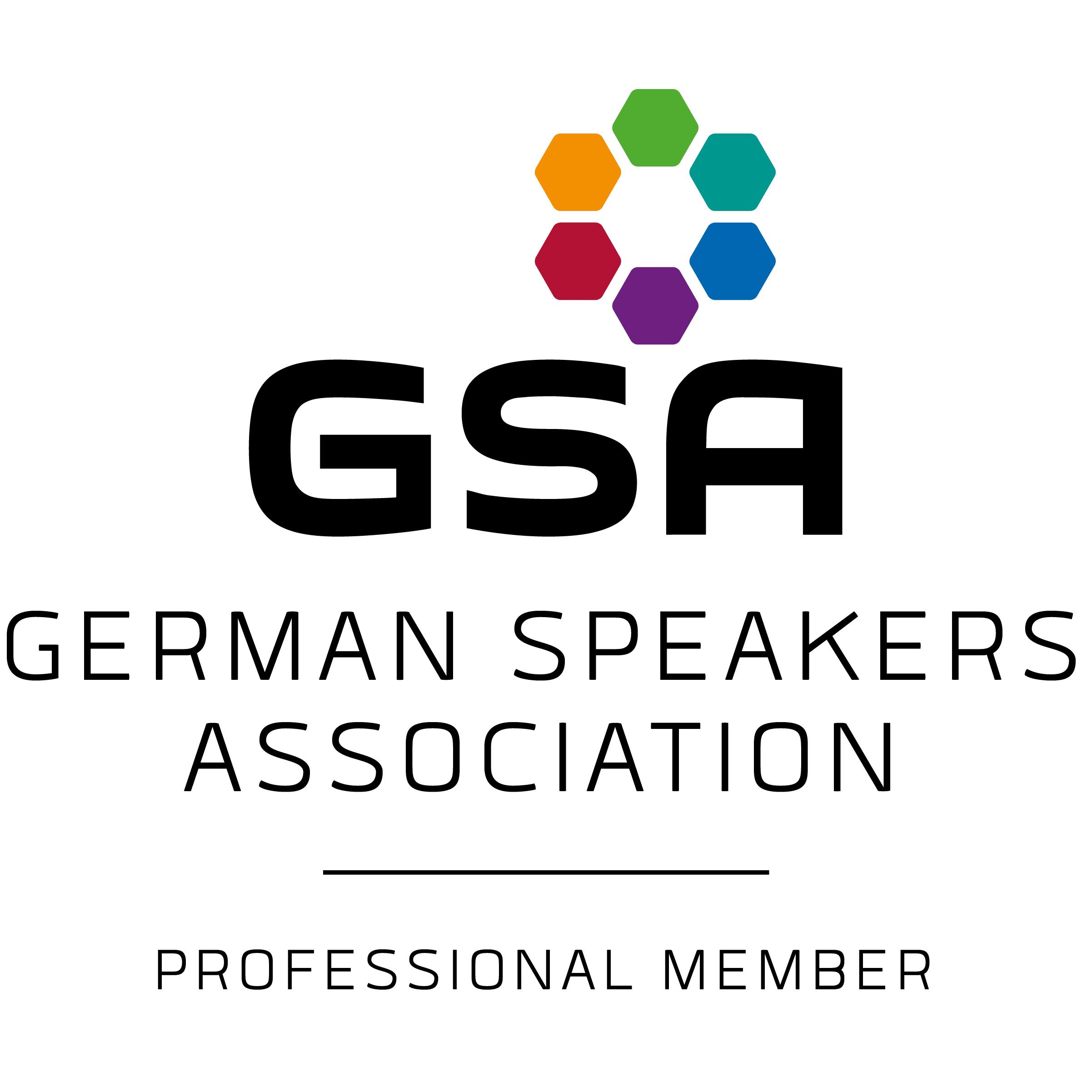 GSA Professional Member